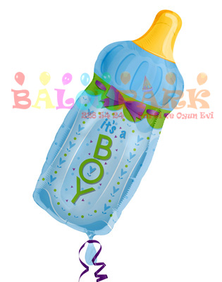 its a boy biberon ucan balon