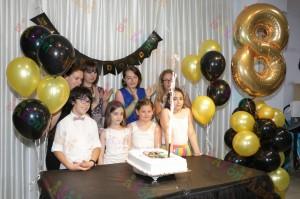 Antalya Doğum Günü Parti Organizasyon Balon Park Antalya