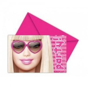 barbie davetiye