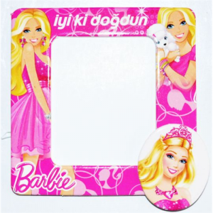 barbie magnet