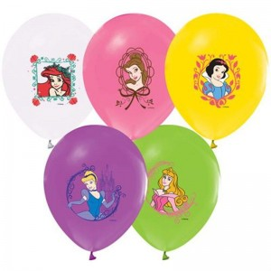 diney prenses balon