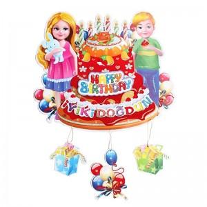 happy birthday çocuklu