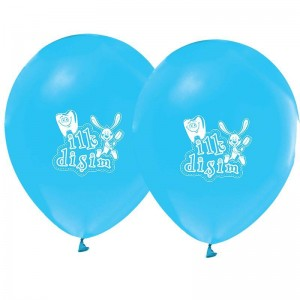 ilk dişim balon