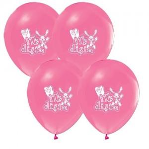 ilk dişim pembe balon