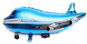 mavi folyo balonnn