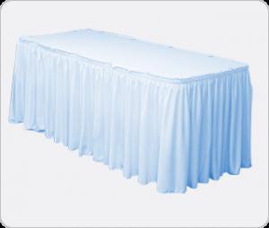 mavi masa eteği
