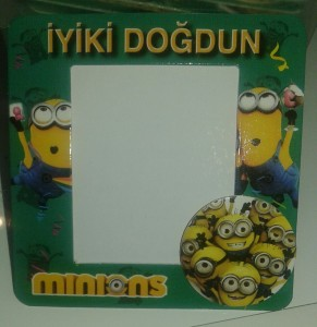 minion magnet