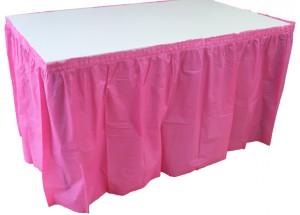 pembe masa eteği
