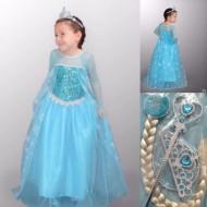 prenses elsa kostümü