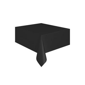 siyah masa örtüsü