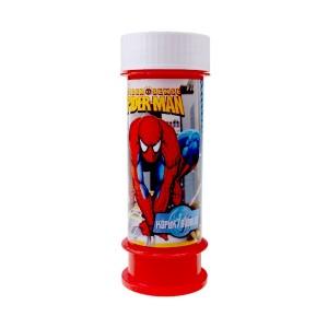 spiderman köpük