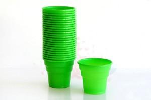 yeşil bardak